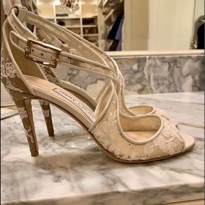Jimmy Choo Lacey  Sandals